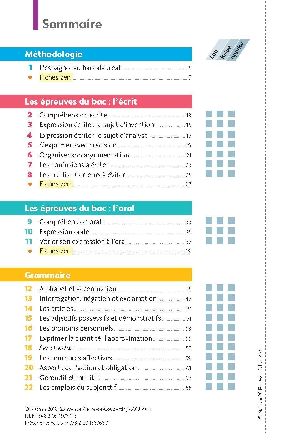 Mes Fiches pour le Bac Espagnol Term Toutes Series: Amazon.es: Romain Ronzeau, Antoinette de Jorna, Gilles Diederichs: Libros en idiomas extranjeros