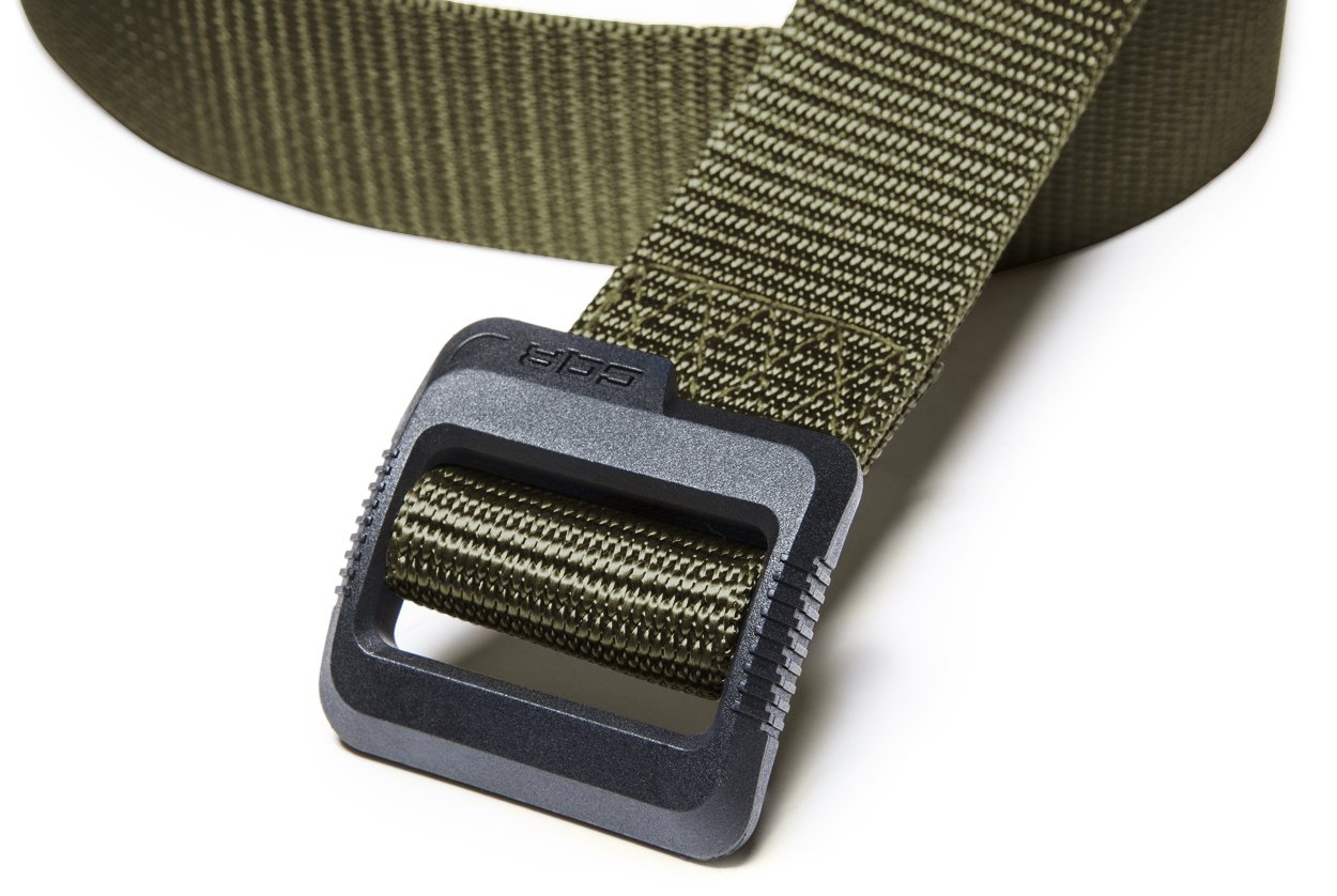 CQR CQ-MZT01-GRN_S(w28-30) Tactical Belt 100% Full Refund Assurance Nylon Webbing EDC Duty 1.5'' Belt MZT01 by CQR (Image #6)