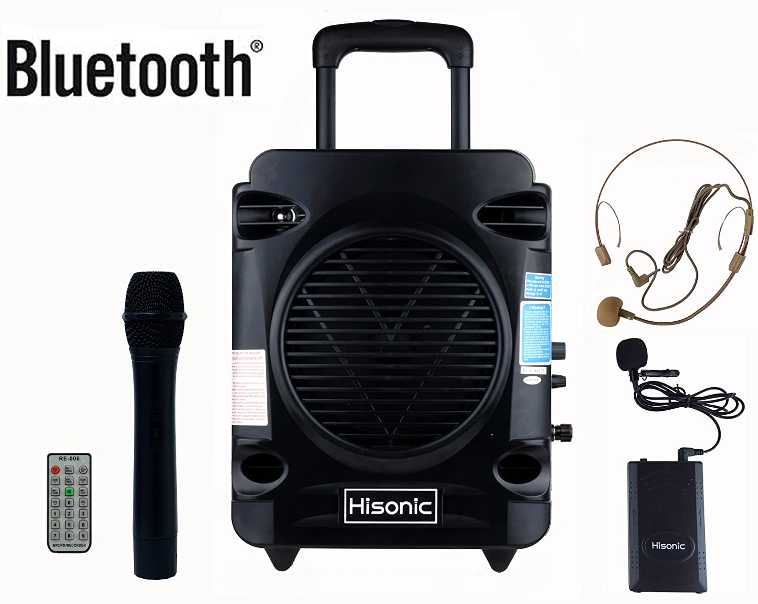 The Best Portable PA System 1