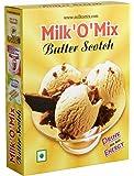 Milkomix Butter Scotch Milkshake & Ice Cream Flavored Milk Powder (150g)