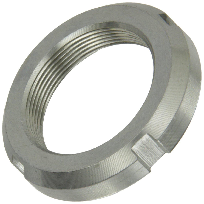 Right Hand SKF N 11 Locknut 18 Threads per Inch M55 Thread Steel