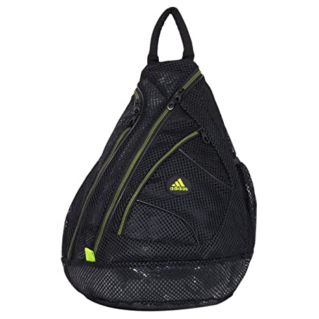 16d5349c3dd7 Buy adidas Unisex Adult Redondo Mesh Backpack Sling