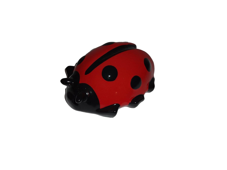 Bosmere W108 Garden Ceramic Lawn Ornament, Ladybug