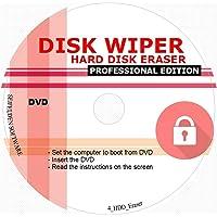 2019 Professional Hard Drive Eraser / Wiper CD Disc Disk 32/64Bit [Windows - Linux - Mac] DISC WIPER CD - HARD DRIVE DATA ERASER
