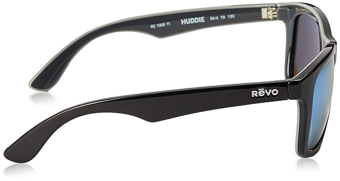 2810e253f4 Revo Huddie RE 1000 11 OR Polarized Wayfarer Sunglasses