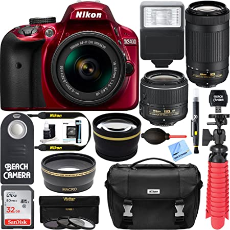 The 8 best nikon d3300 dslr camera with 18 55mm lens red