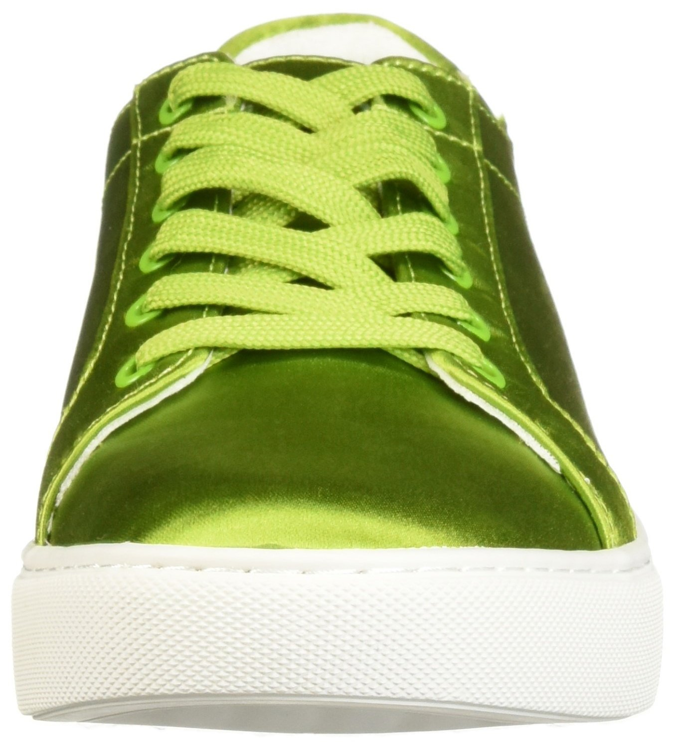 Kenneth Sneaker Cole New York Women's Kam Techni-Cole Satin Lace-up Sneaker Kenneth B07BT5LN8B 10 B(M) US|Green d4e5be