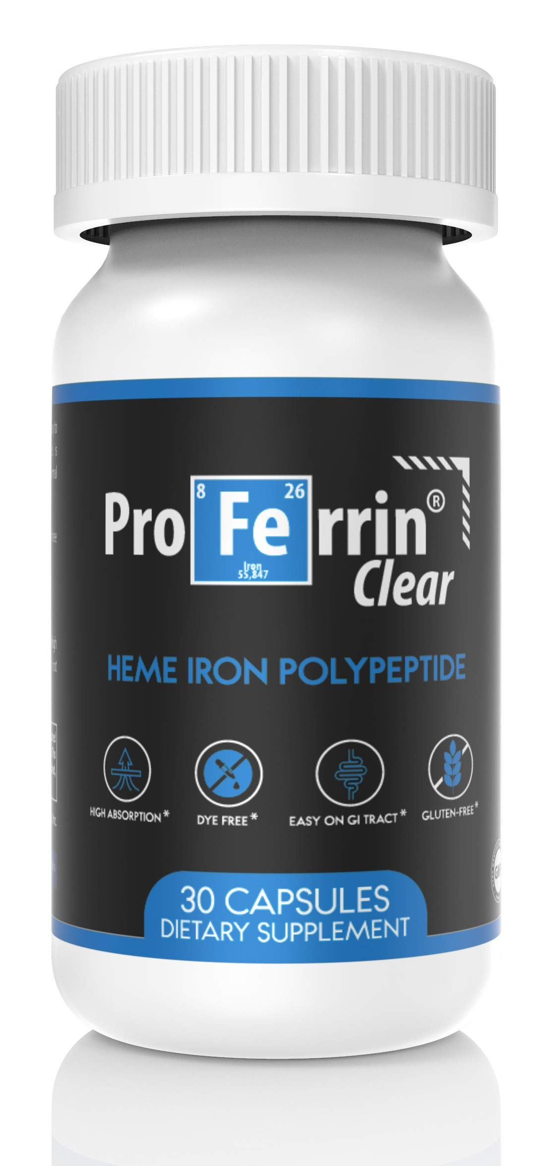 Proferrin Clear, 30 Count