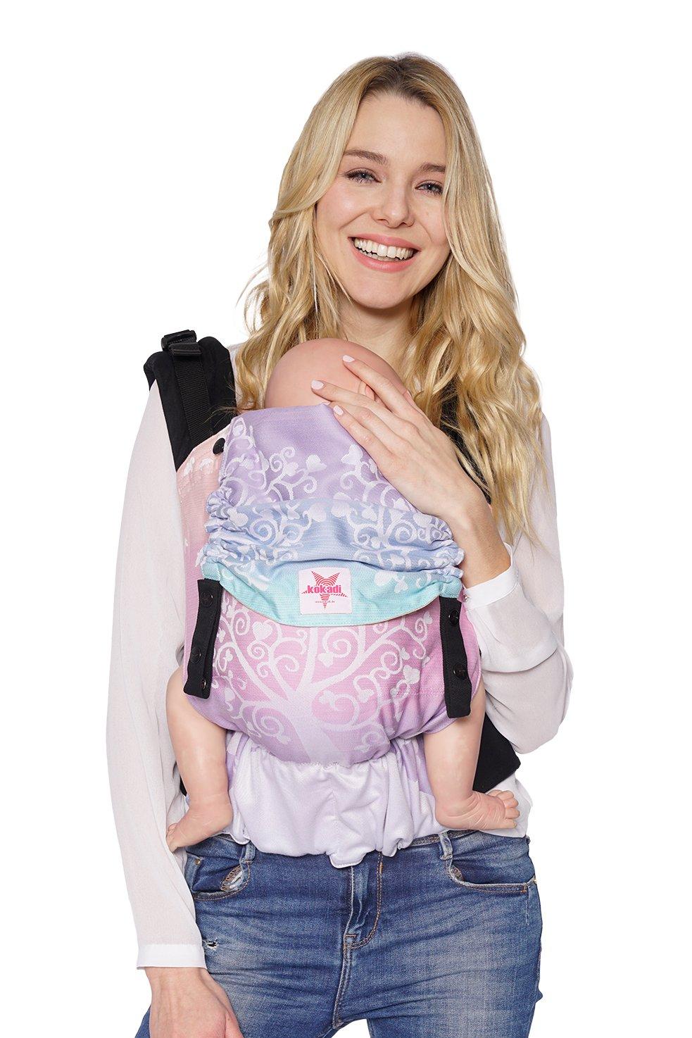 KOKADI® Babytrage Flip - Marie im Wunderland (Toddler) 203052
