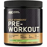 Optimum Nutrition Gold Standard Pre-Workout [Size Option: 30 Serves ; Flavour Option: Green Apple;]