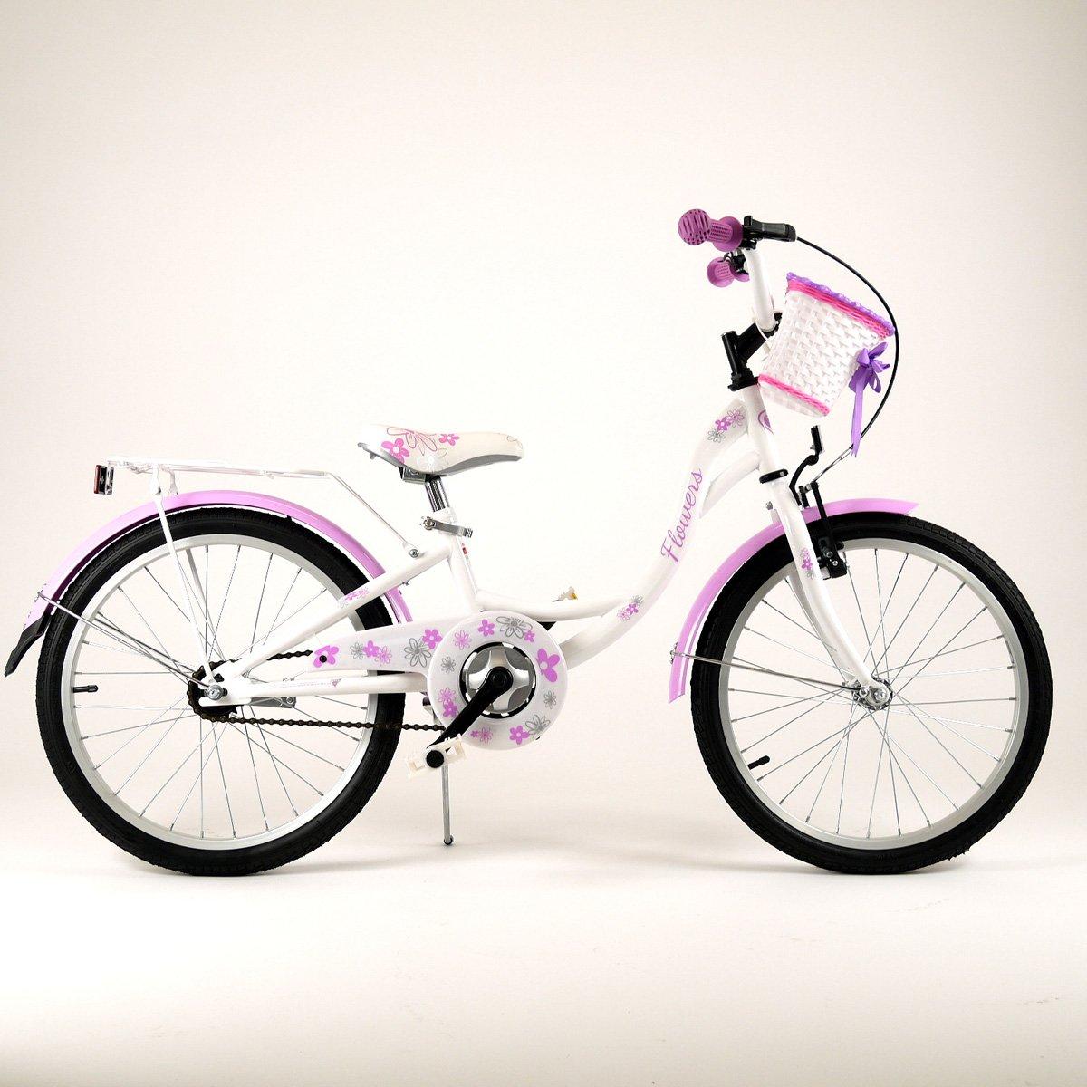 "20FLO-ROS Kinderfahrrad 20"" Zoll Kinderrad Fahrrad Rad Bike Spielrad Kinder"