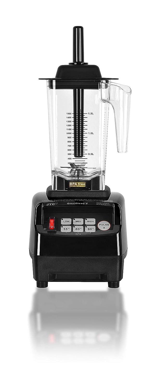 JTC OmniBlend V TM-800A Professional Blender (Black)