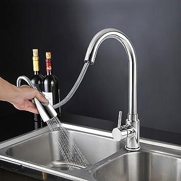 wasserhahn icoco 360°schwenkbereich einhebel wasserhahn ... - Spüle Armatur Küche