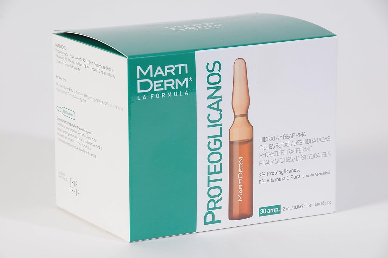 Amazon.com: Martiderm Proteoglicanos Skin Dry / Dehydrated 30 Ampules: Beauty