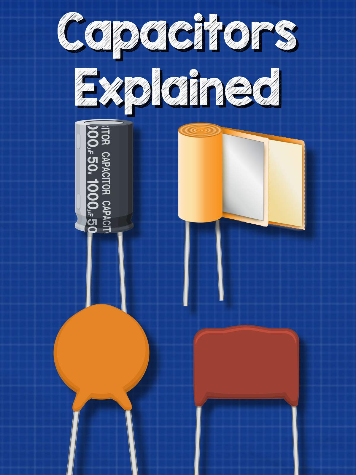 Capacitors Explained on Amazon Prime Video UK