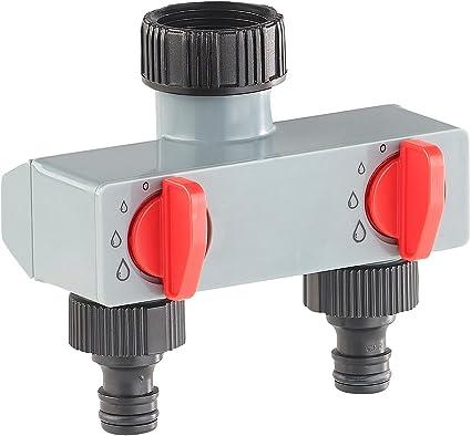 Programmateur darrosage BWC-400 avec s/électeur et 4 valves