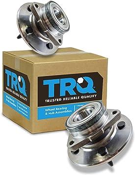 TRQ Front Wheel Bearing /& Hub Assembly Pair 2 LH RH for F150 Pickup Truck