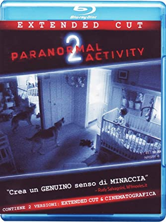 paranormal activity e reale