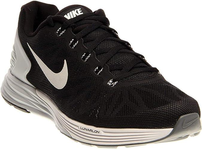Scarpe Running Nike LunarGlide 6   biancoPure Platinumcool