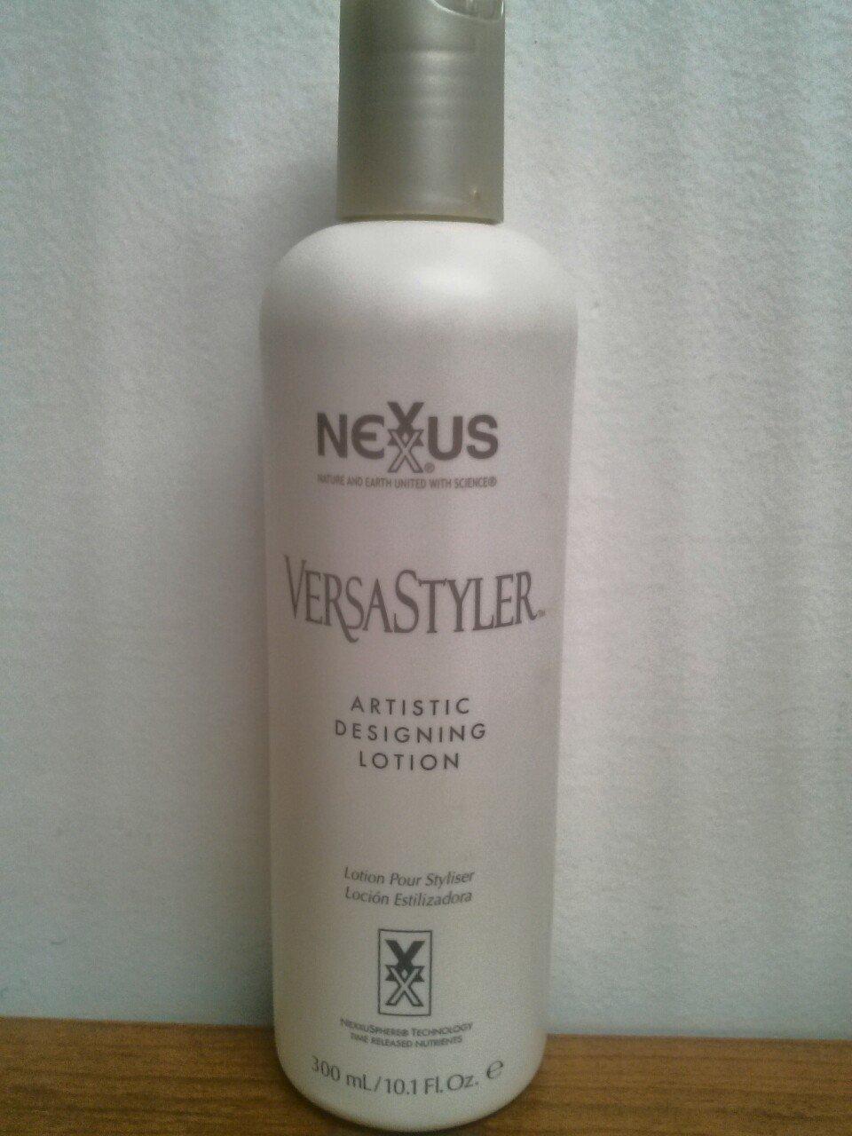 Nexxus Versastyler Artistic Designing Lotion 10.1 Fl Oz