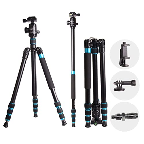how to use a camera tripod for panoramas