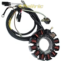 WildBee Engine Stator Coil Magneto for Arctic Cat 0802-037 3430-053 ATV 400//500 400 ACT 4X4 MRP AUTO 2003-2004