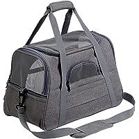 ZPNBKLS Plecak dla zwierząt domowych, przenośne torby na nosidełko dla psa plecak dla zwierząt domowych kota psa…