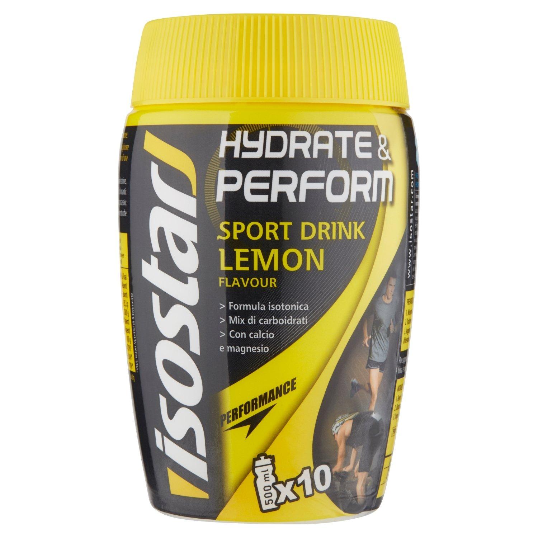 ISOSTAD HYDRATE & PERFORM 400 GR Limone da ISOSTAD