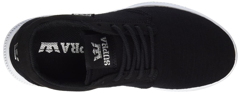 Supra Shoe Men's Hammer Run Skate Shoe Supra B01IFN69SA 7 B(M) US|Black/White 5cc3c0