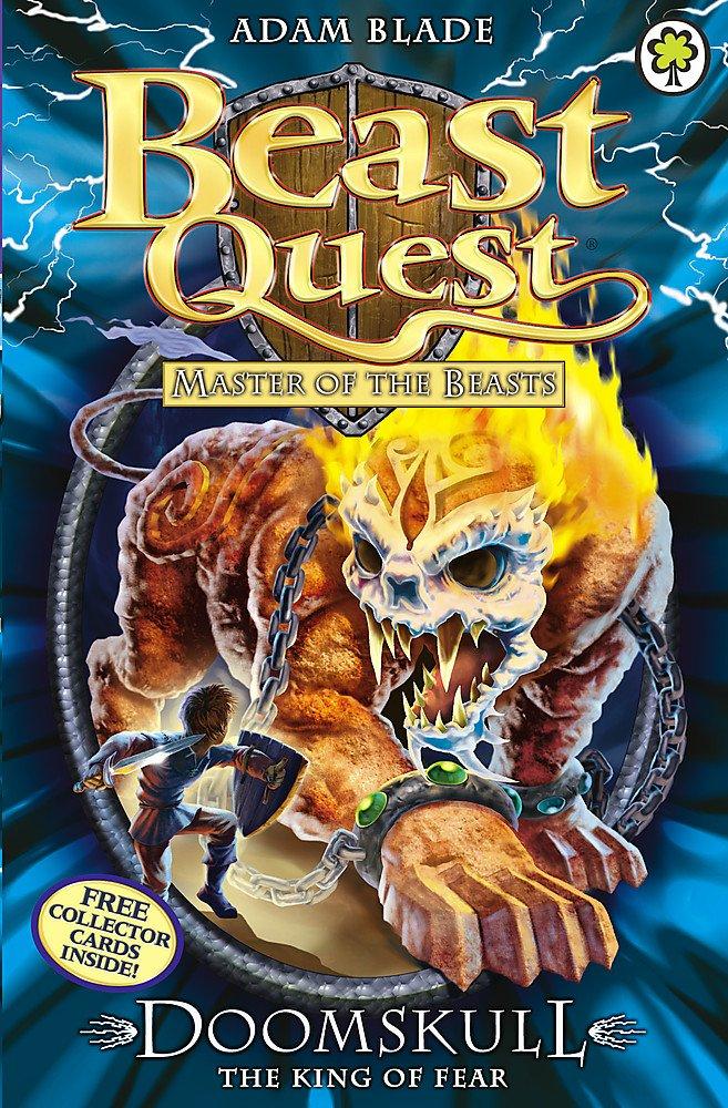 Beast Quest: 60: Doomskull the King of Fear pdf