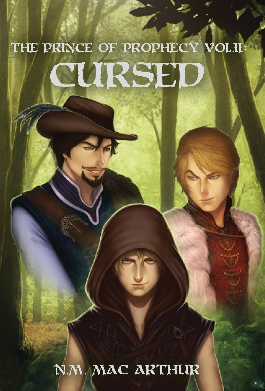 The Prince of Prophecy Vol. II: Cursed pdf