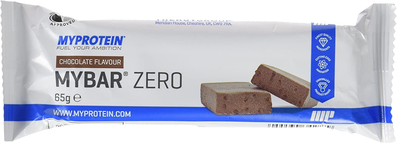 Myprotein Zero Barritas de Proteínas, Sabor Chocolate - 12 ...