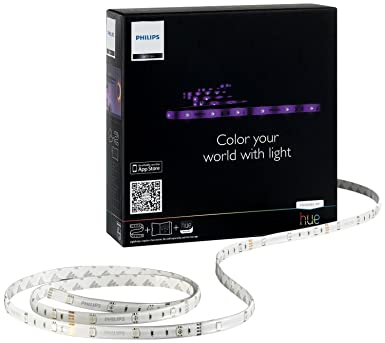 Philips Friends of hue - LightStrips - Starter Kit inkl. hue Bridge ...