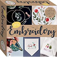 Create Your Own Embroidery Box Set
