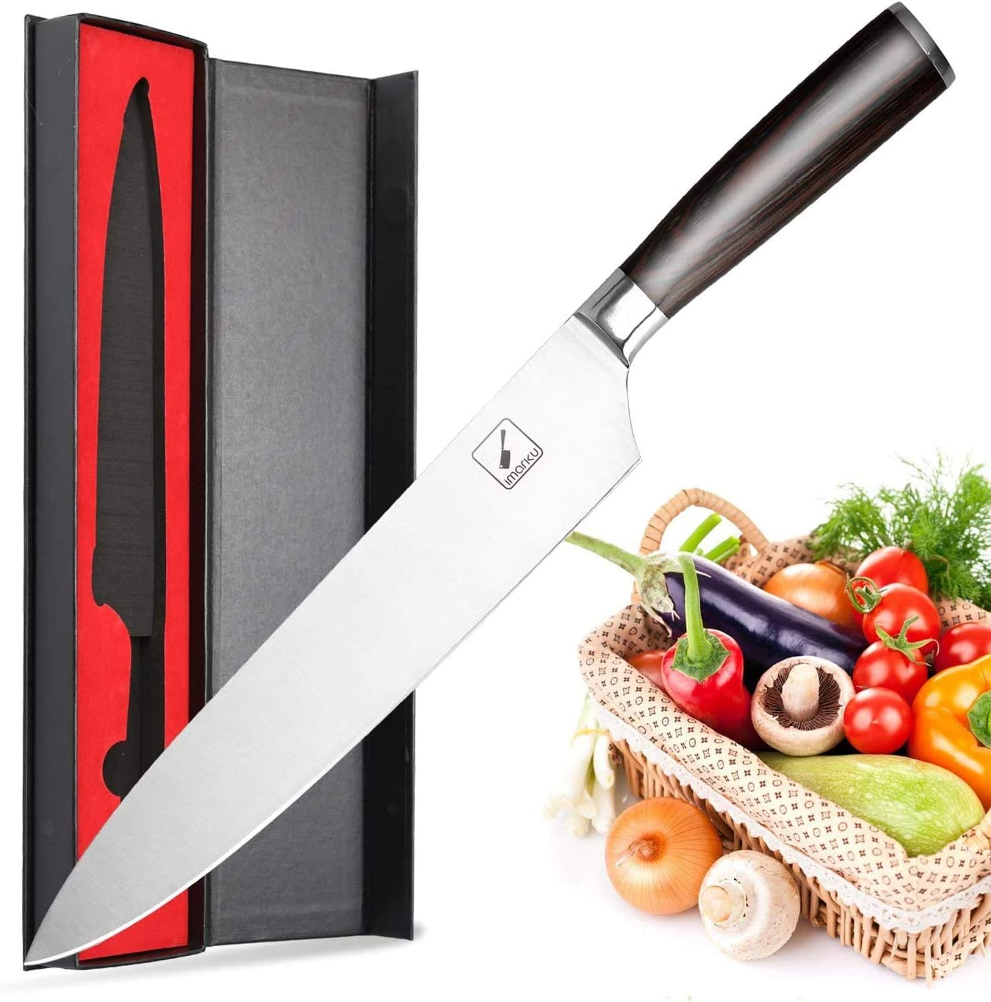 Imarku High Carbon German Steel Chef Knife