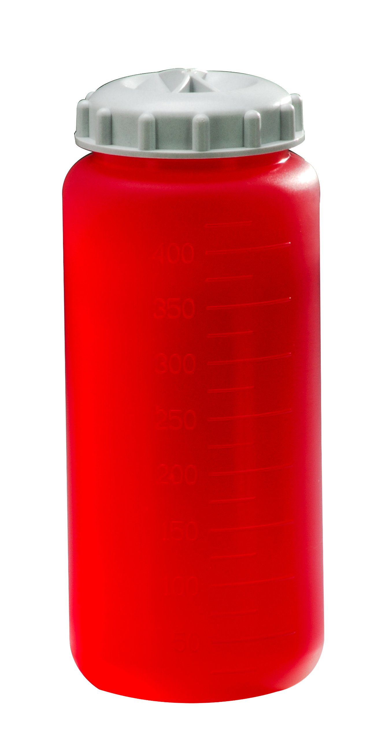 CapitolBrand CBRL-1805 Autofil 500mL Low-Speed, Graduated, Polypropylene, Nonsterile Disposable Centrifuge Bottle With Screw Cap (Pack Of 24)