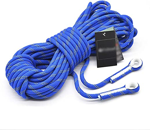 HaiShan Cuerda PSZ1, Cuerda de Escalada al Aire Libre, Cuerda ...