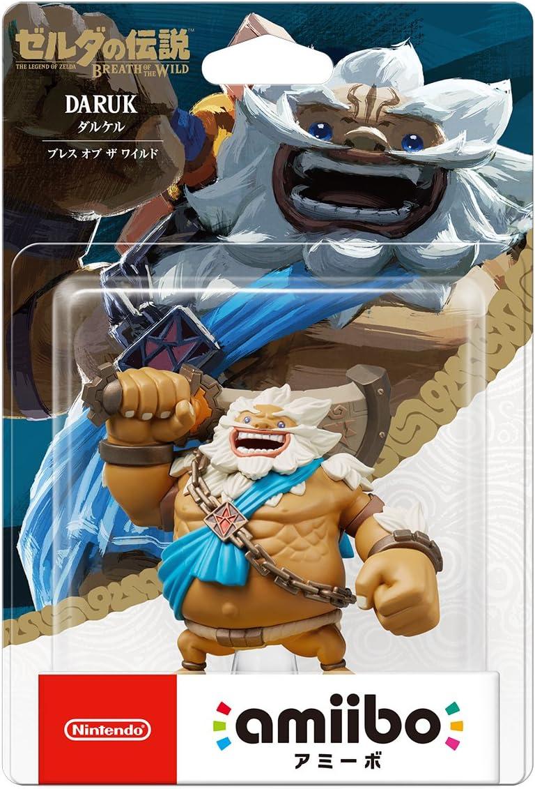 Amiibo Daruk - Legend of Zelda Breath of the Wild series Ver ...