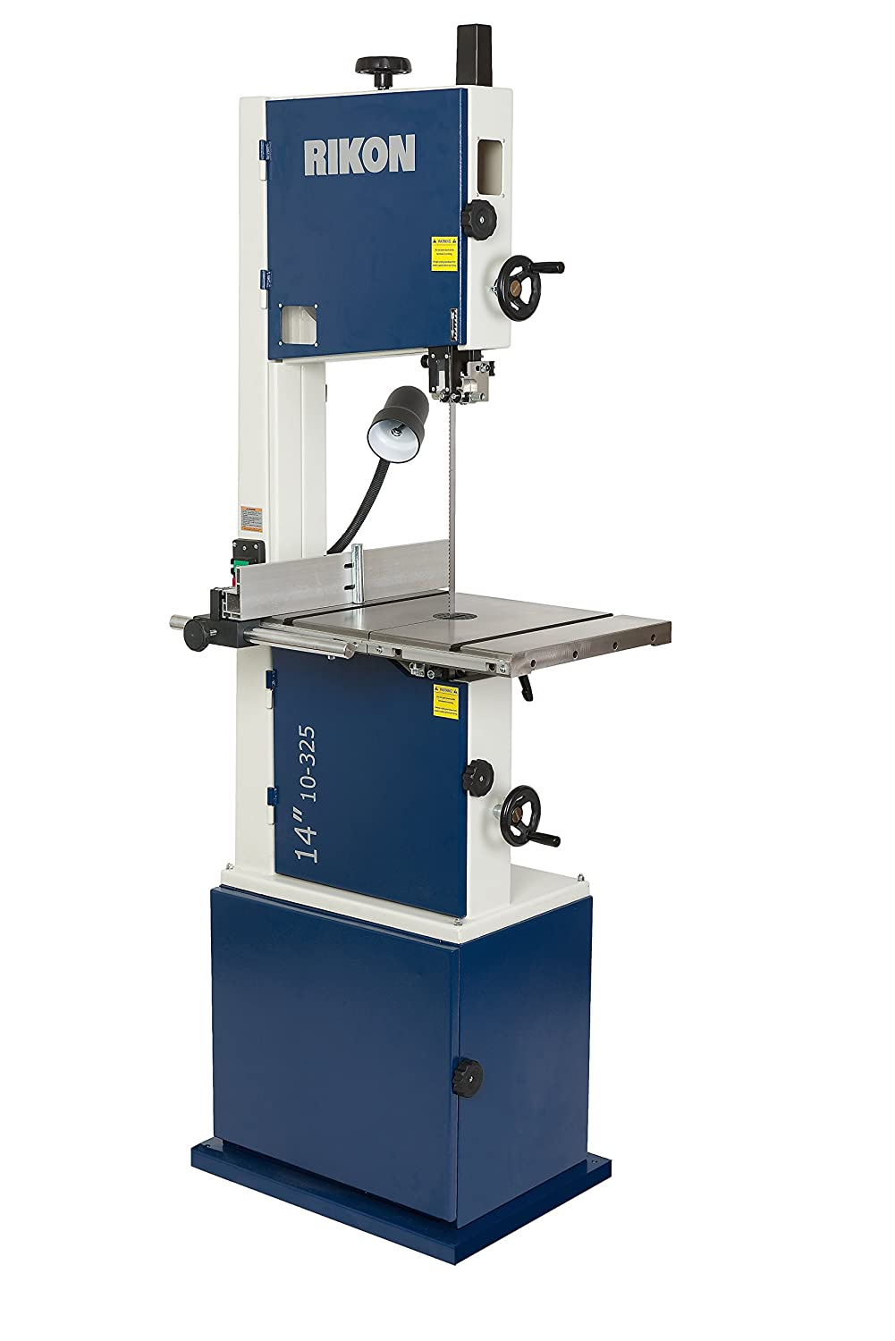 Rikon 10 325 14 inch deluxe band saw review for 10 inch table saw comparison