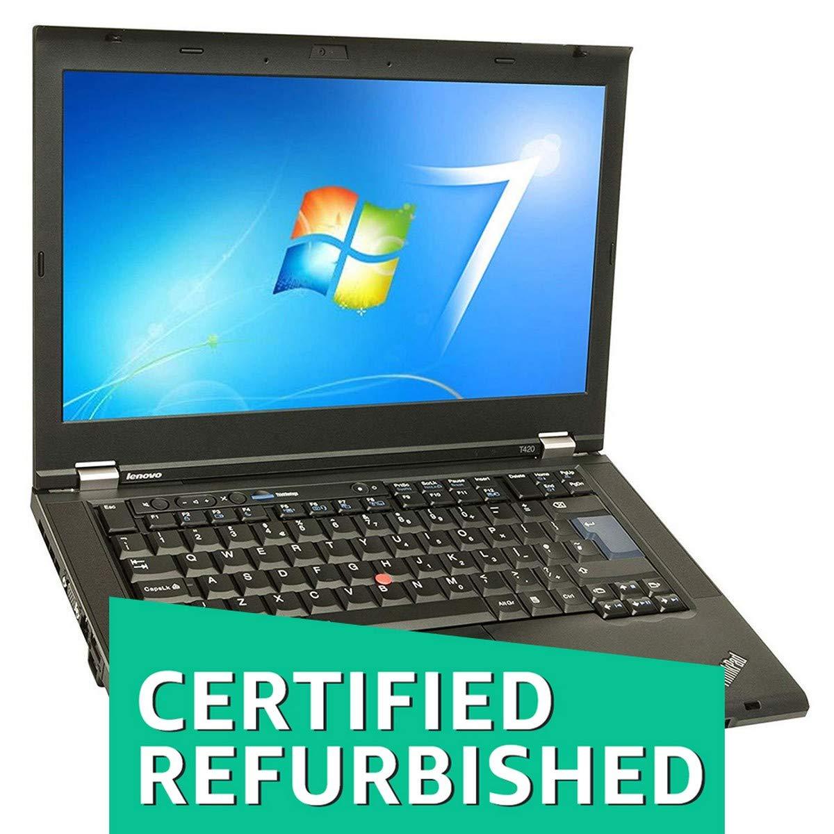 (Certified REFURBISHED) Lenovo Thinkpad T420-16 GB-128 GB
