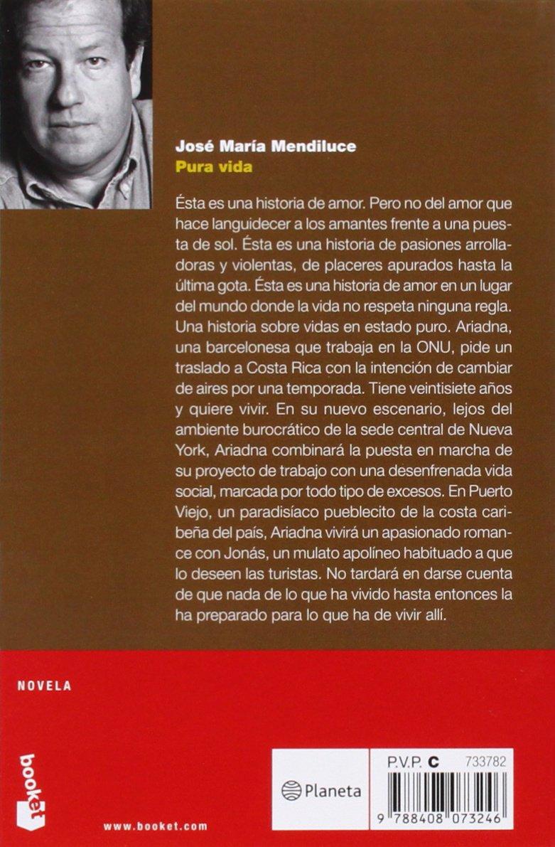 Pura vida mendiluce epub for Pura vida pdf