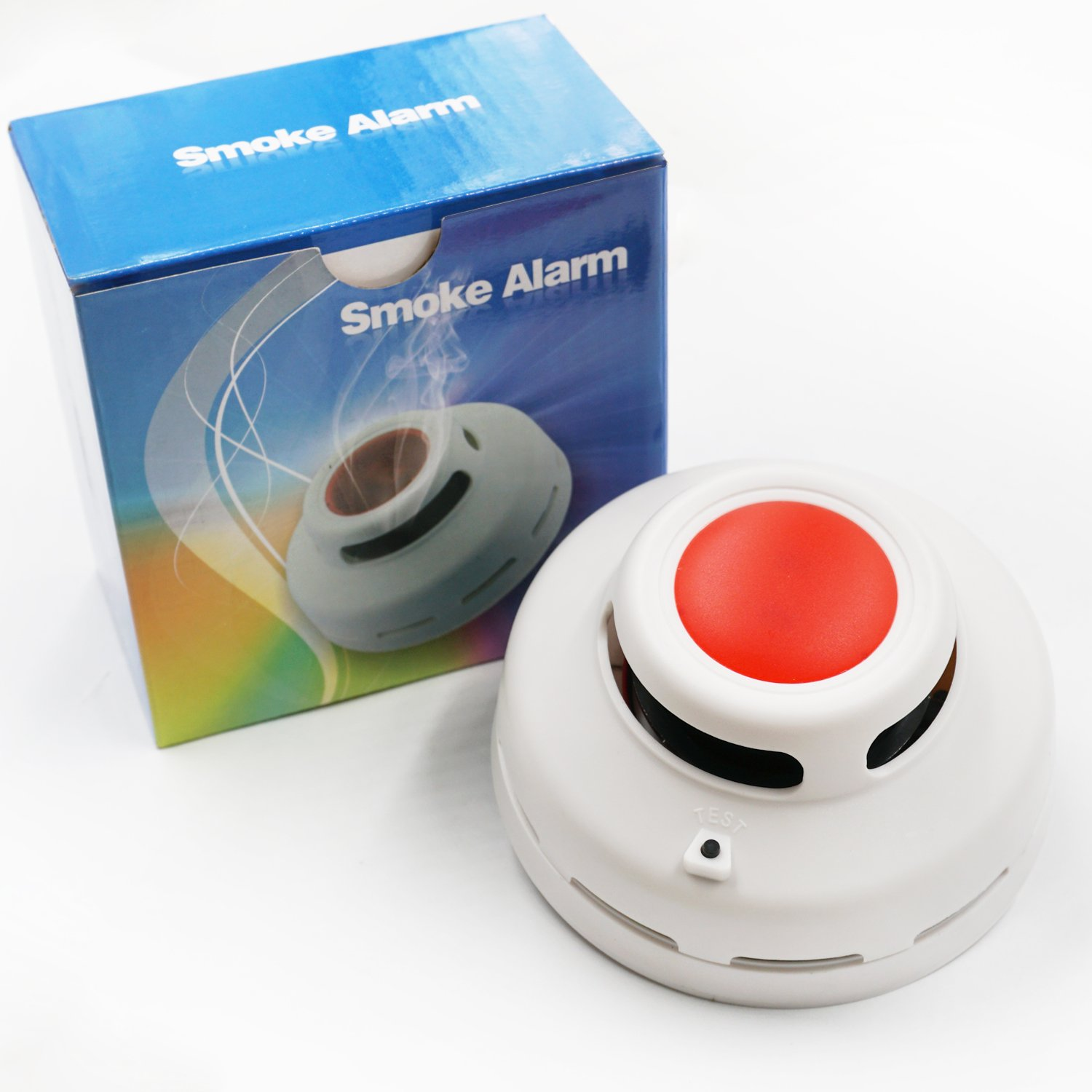 Sunnec Carbon Monoxide Alarm with Voice Warning,CO Alarm Detector with Digital Display