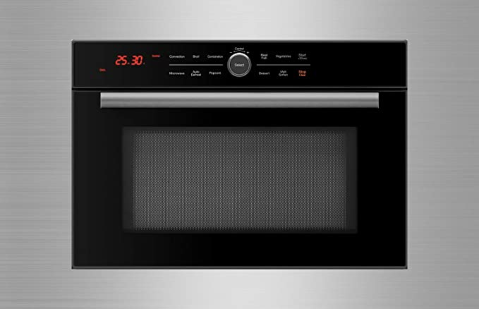 5 in 1 Oven, Built in Convection Microwave Oven with 30