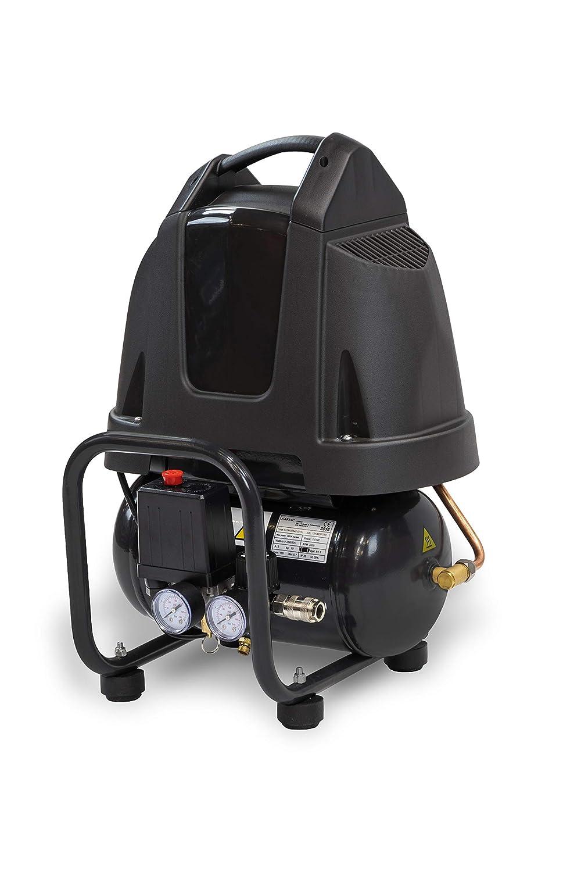 balma Compresor Portátil de viento, 6 L, 1,5 HP, 8 Bar: Amazon.es: Bricolaje y herramientas