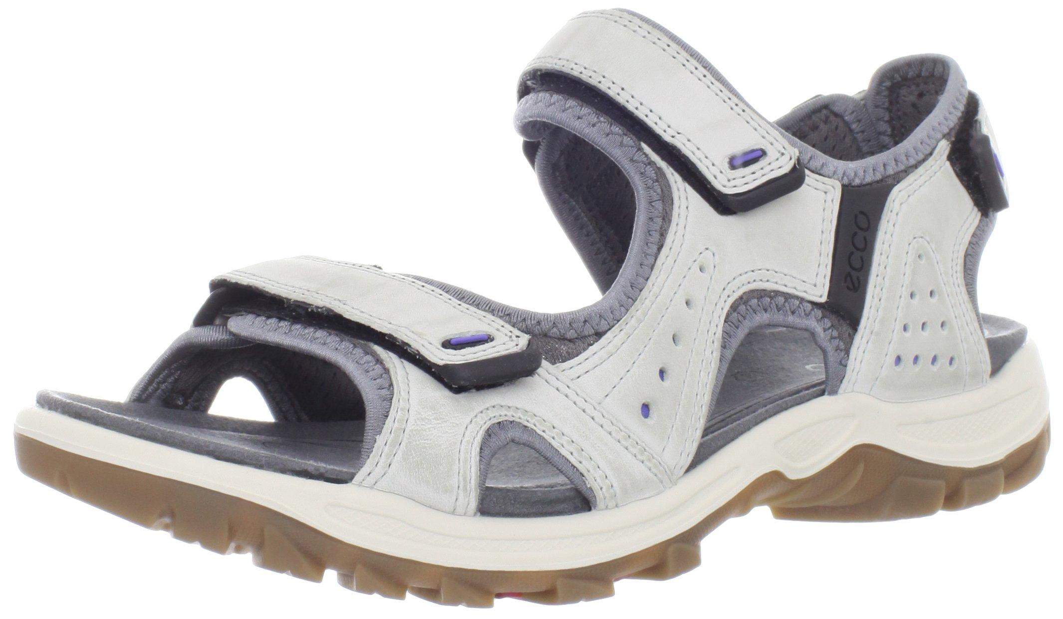 ECCO Women's Cheja Shoe,Shadow White/Baja Blue,42 EU/11-11.5 M US by ECCO
