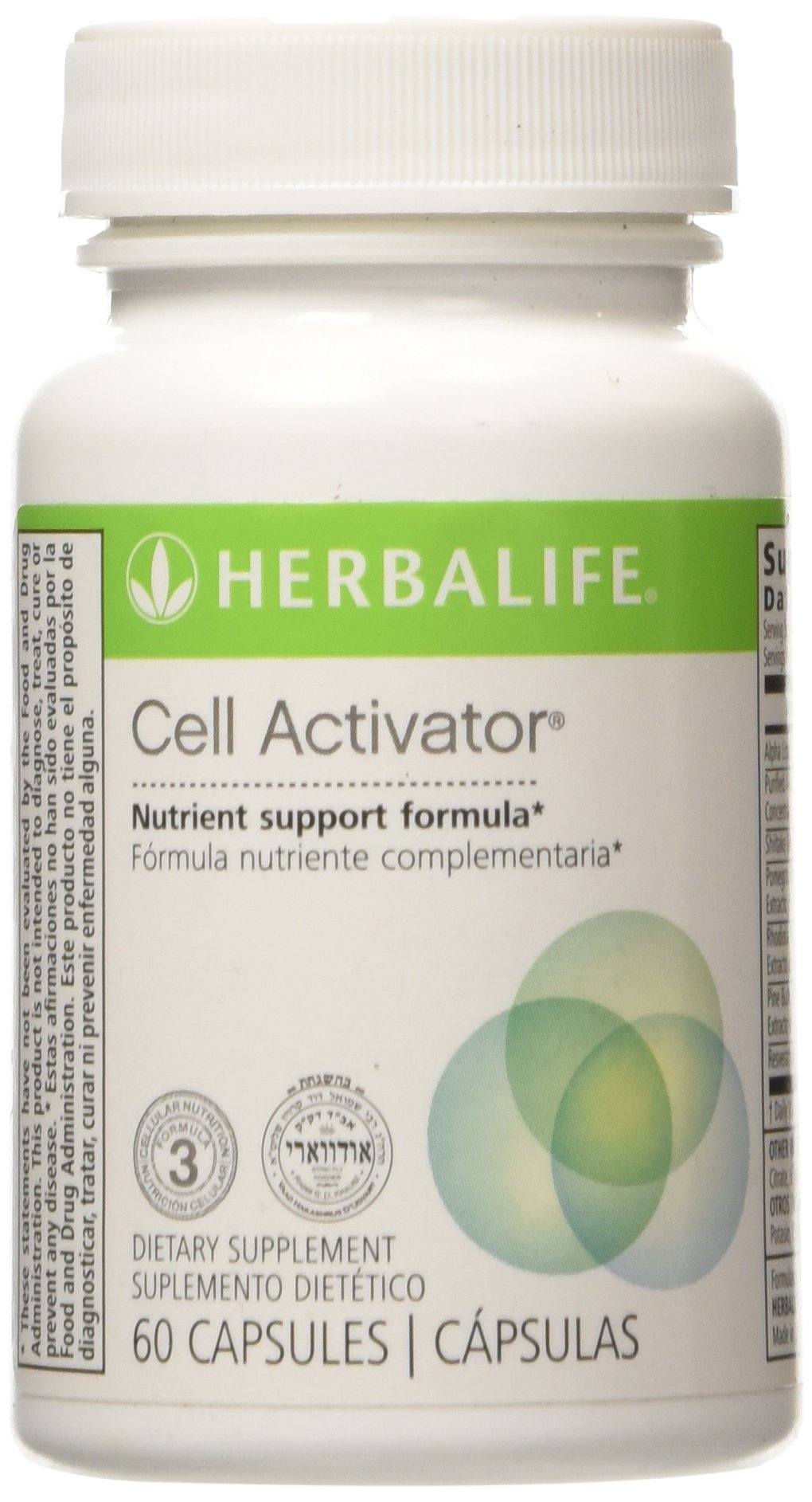 Herbalife Formula 3 Cell Activator 60 capsules