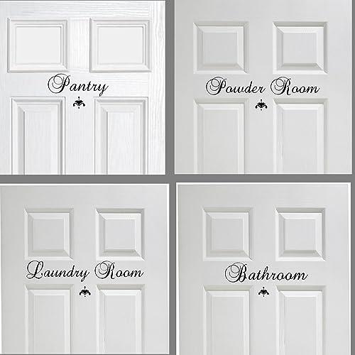 Amazon Com Laundry Room Pantry Bathroom Or Powder Door