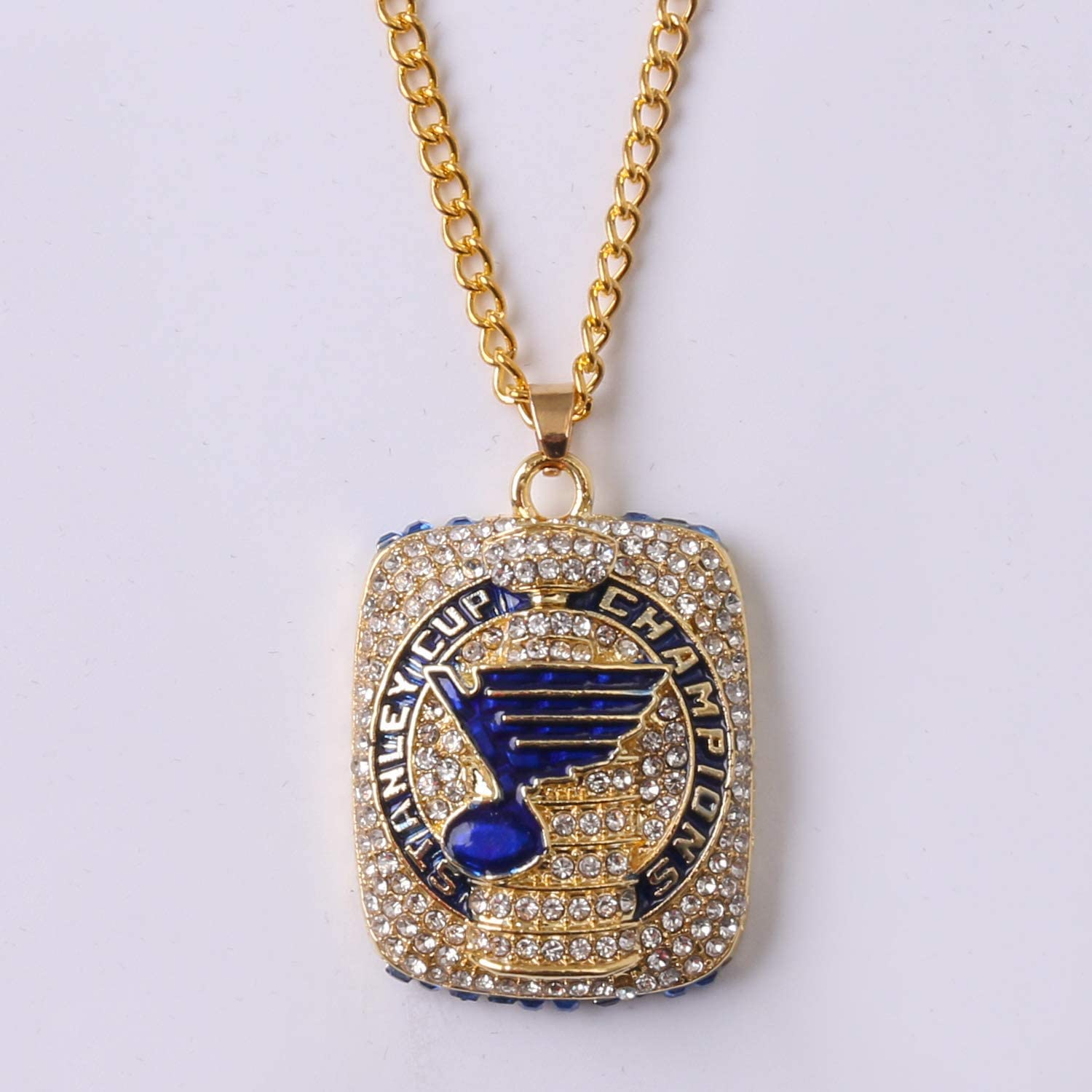 MVPRING St Louis Ring 2019 Blues Replica Championship Rings Size 8-14