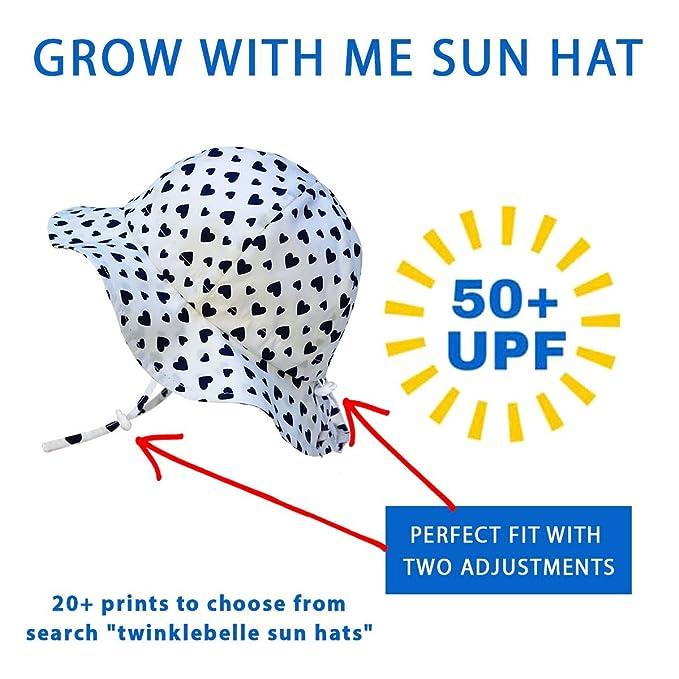 b24eb857a8e Chapeau contre le soleil pour les tout-petits avec mentonnière ...