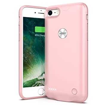 coque batterie iphone 7 rose
